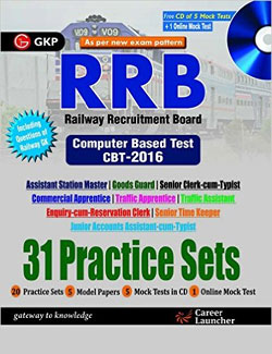 Books) RRB: Assistant Station Master (ASM) Exam   RRB EXAM