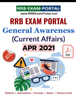 General Knowledge for RRB Exams - APR 2020