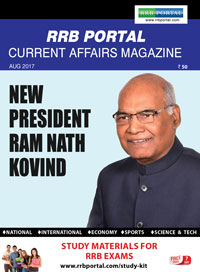 RRB EXAM General Awareness Magazine