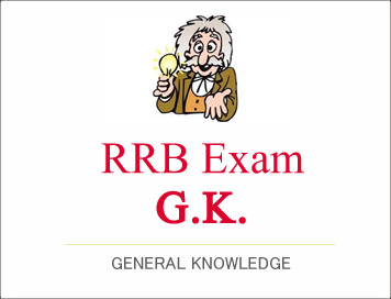 Study Material For RRB Exam - General Knowledge | RRB EXAM