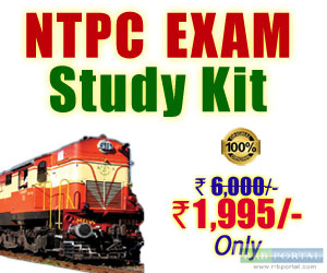 RRB NTPC EXAM KIT