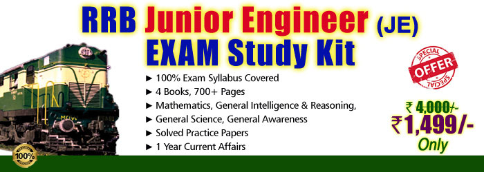 RRB junior engineer kit