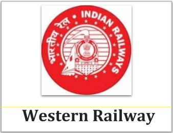 Info Western Railway Rrb Exam Portal Indian Railways Jobs